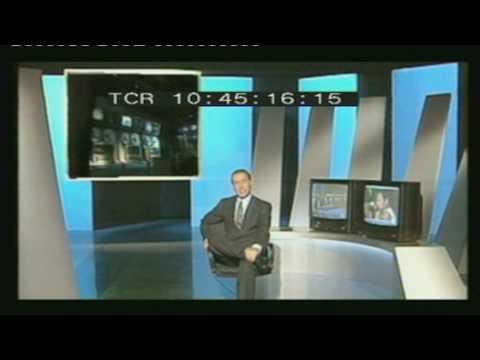"""Inedito-Berlusconi critico cinematografico 1985- """"Di me cosa ne sai""""- al cinema."""