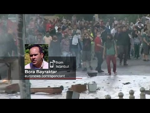 Turkish protests: view from the ground