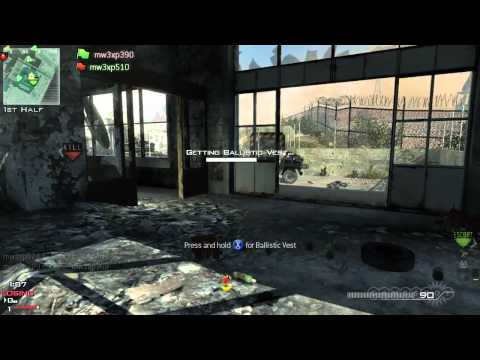 Call of Duty: Modern Warfare 3 Multiplayer: CTF (Multi-platform)