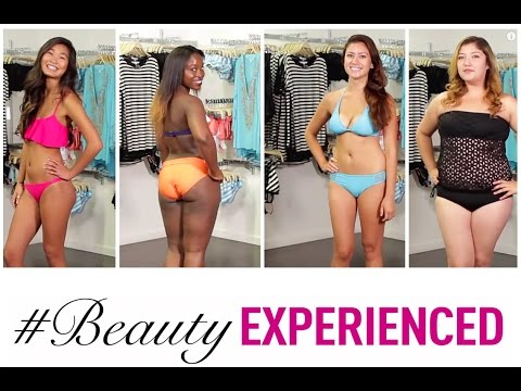 The Best Bikini For Your Body Shape | #BeautyExperienced S: 2 Ep: 4