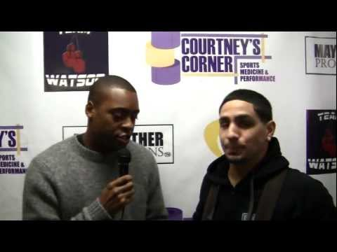 Danny Garcia: Amir Khan NEVER Asked for Rematch; I'll Knockout Zab Judah in 4