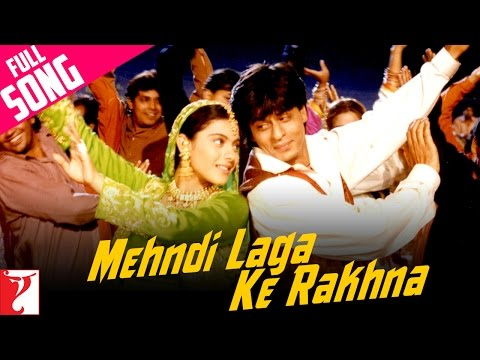 &quot;Mehndi Laga Ke Rakhna&quot; - Song - DILWALE DULHANIA LE JAYENGE