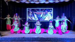 Cinematic song Margali tingal danced by our meenakshipuram branch students
