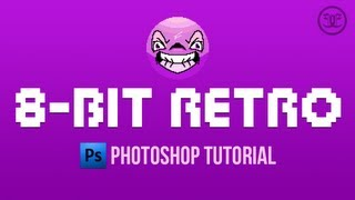Photoshop Tutorial: Retro 8-Bit Painting Technique