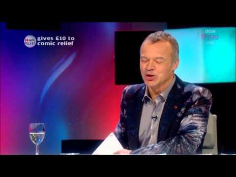 Martin Freeman on Graham Norton's Big Chat for Comic Relief [HD]