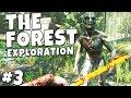 The Forest - Survival #3 - Exploration
