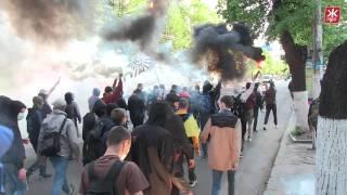 Ультрас марш по Житомиру