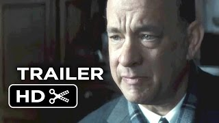 ridge of Spies Official Trailer #1 (2015) - Tom Hanks Cold War Thriller HD