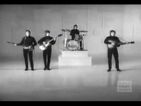 The Beatles - Help / with lyrics