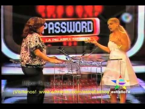 Niurka Marcos En Password! (Estrellas Hoy)