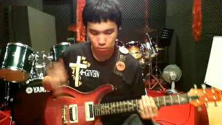 約書亞樂團-Army Of God (GUITAR COVER)