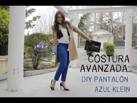 Costura avanzada: Como hacer unos pantalones completos