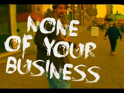 The Tom Green Show - None of your business