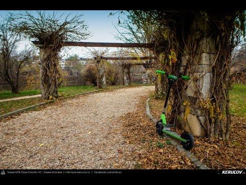 VIDEOCLIP Cu trotineta prin Bucuresti: Parcul Herastrau si Calea Victoriei