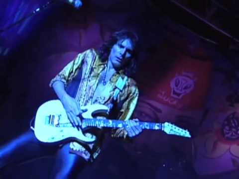 Steve Vai - For The Love Of God - G3 1996