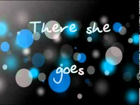 there she goes by sixpence none the richer (lyrics)