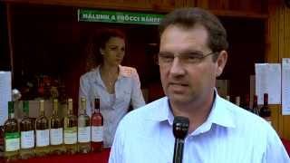 A Béla Borászat a XX. Szegedi Borfesztiválon (2014)