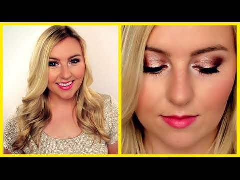 Polished Prom: A Prom Inspired Makeup Tutorial