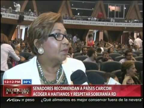 Senadores piden al Caricom recibir a los haitianos…