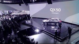 Новый Infiniti QX50 стал ближе к серии