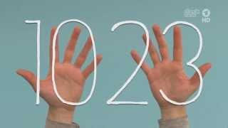 Zählen mit Fingern