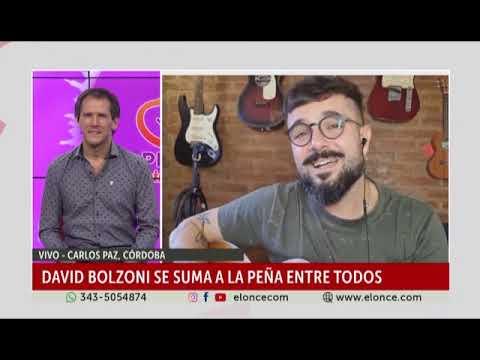 Peña Entre Todos, entrevista a David Bolzoni