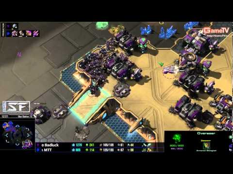 SC2 | APC: expansion vs MTT set 2 04.01.2014