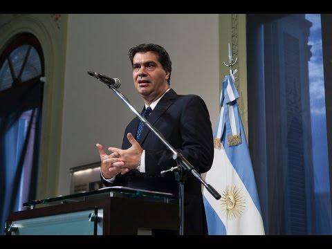 <b>Caso Nisman. </b>Capitanich desestim� escuchas y afirm� que hay plena seguridad para los periodistas.
