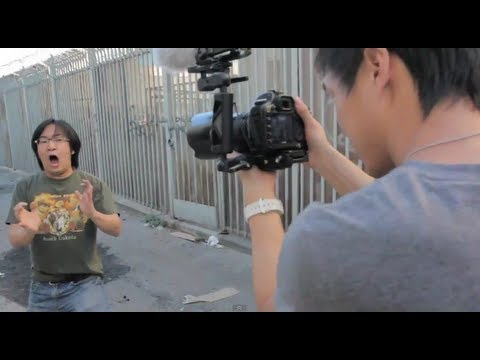 Behind the Scenes: Kung Fooled