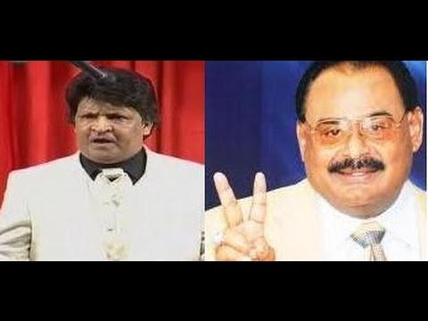 Triple Blow To  Comedian Umer Sharif and  MQM Altaf Hussain