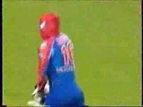 Spiderman golman