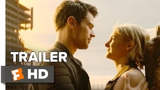 The Divergent Series: Allegiant Official 'Different' Trailer (2015) - Shailene Woodley Movie HD