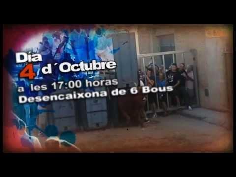 Promo de los Festejos de la Comissió Bouera El Bario de Albuixech