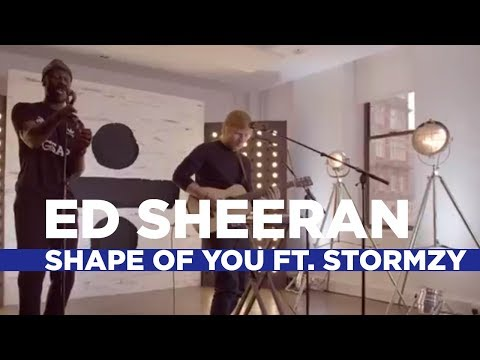 Shape of You (Remix) [Live] (Feat. Stormzy)