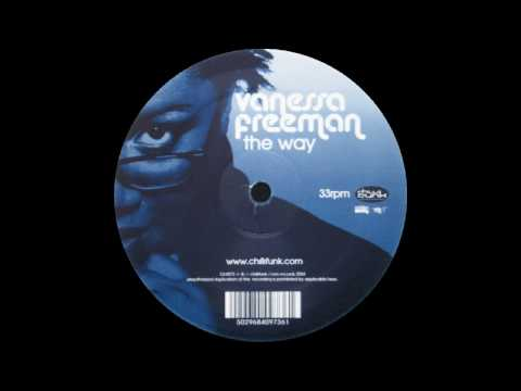 Vanessa Freeman - The Way (Restless Soul Vocal Mix)