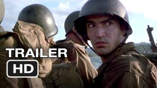 The Thin Red Line Official Trailer - Terrence Malick Movie (1998)