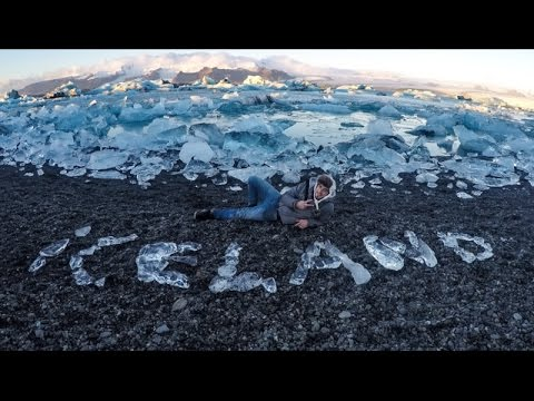 Iceland in Winter - GoPro 2016