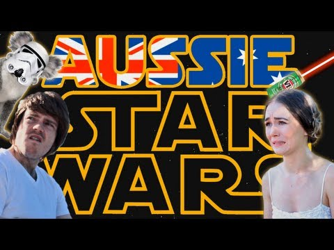 Aussie Star Wars - Episode IV: A New Bloke