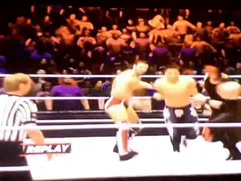 WWE ROYAL RUMBLE 2013 WWE13 Part 1