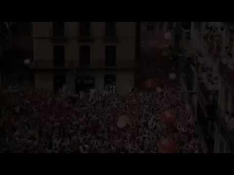 Encierro 3D -Bull running in Pamplona-   Trailer HD