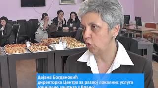 Хуманитарна продаја слаткиша за Дневни боравак Маштолен