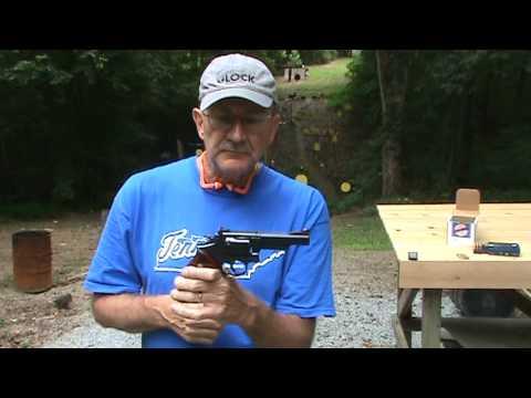 .357 Magnum  S & W  Model 19