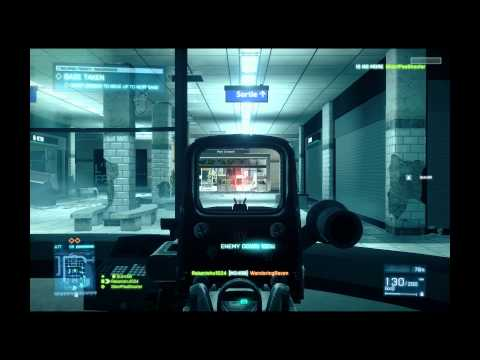 BF3 Beta - M240B Analyzed