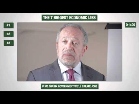 Robert Reich - 7 Lies