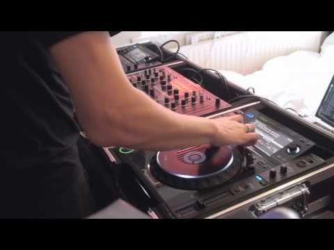 PsyTrance 10 Min Mix CDJ 2000 & DJM 2000.wmv