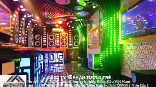[ AnTuongTre.com] Thiết Kế Phòng Karaoke Hiện Đại - Thi Công Karaoke Bar - 0978884999