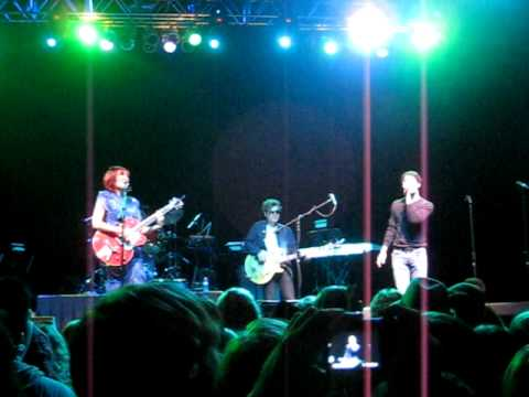 Charlene Kaye & Darren Criss - Dress & Tie (HOB Boston)
