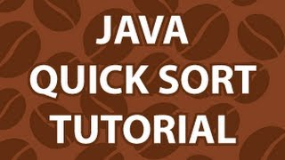 Java Quick Sort