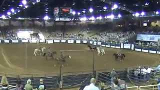 Horses and Heroes Drill Team at the 2013 Silver Spurs