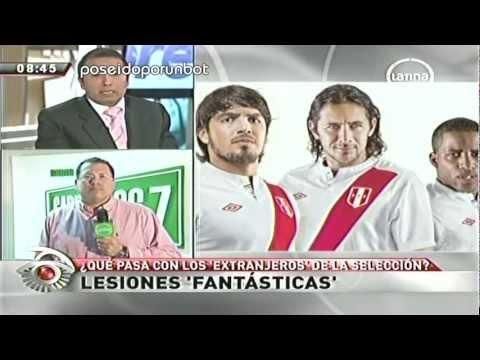 """Phillip Butters en Abre los Ojos - Lesiones """"Fantasticas"""" (2) 720p"""